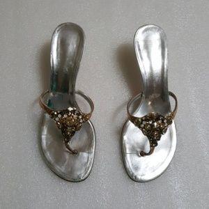 🎈GIUSEPPE ZANOTTI🎈 women's kitten heels size 41